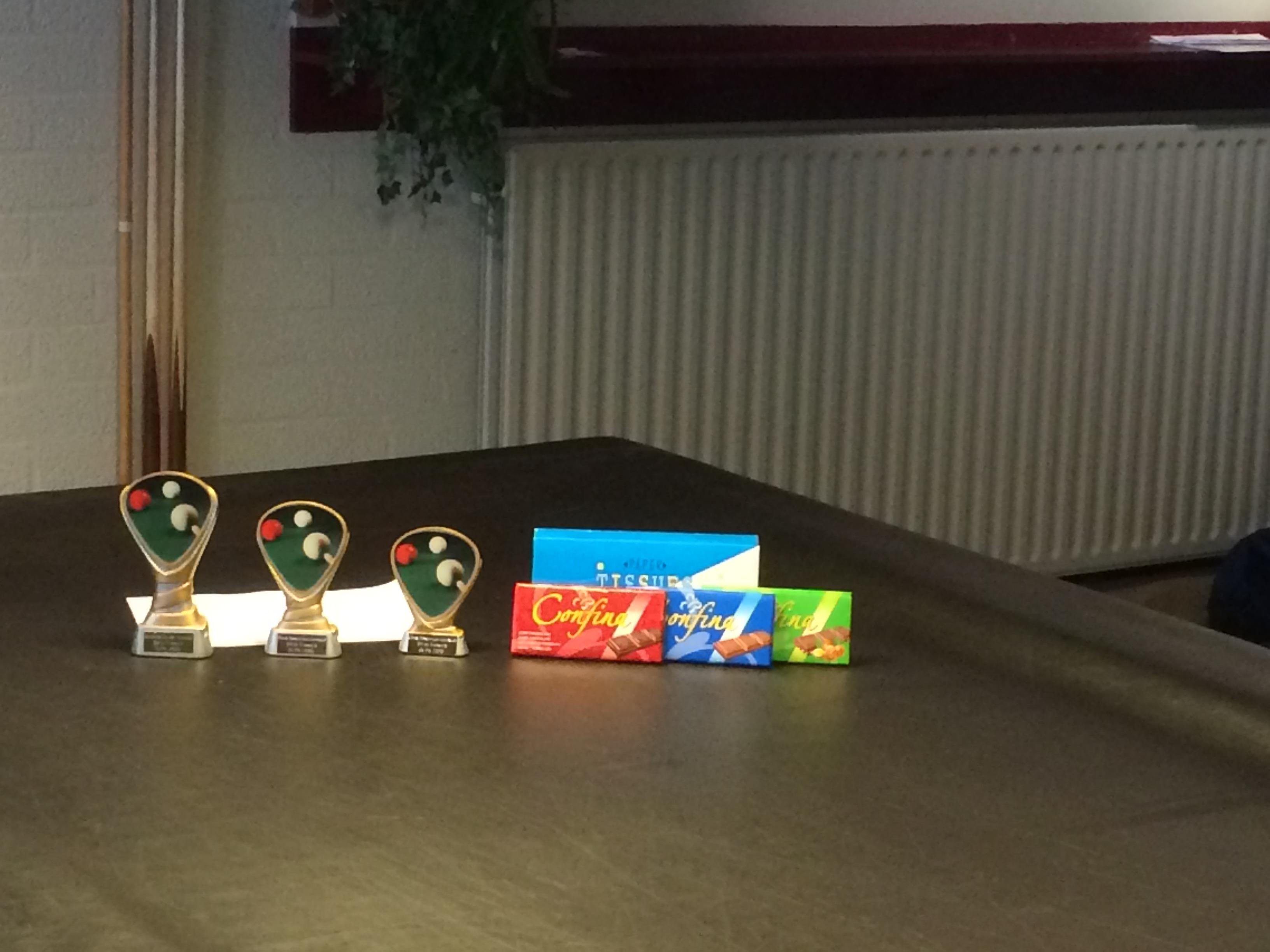Openbandstoot toernooi 2015 - 1