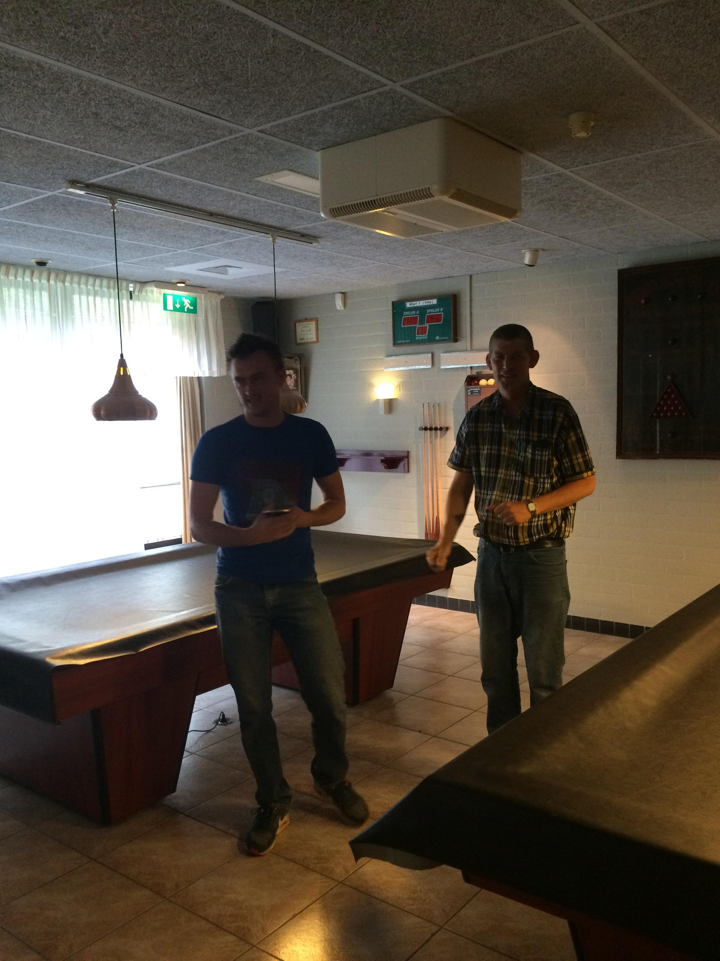 Openbandstoot toernooi 2015 - 15