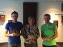 Open bandstoot toernooi 2015